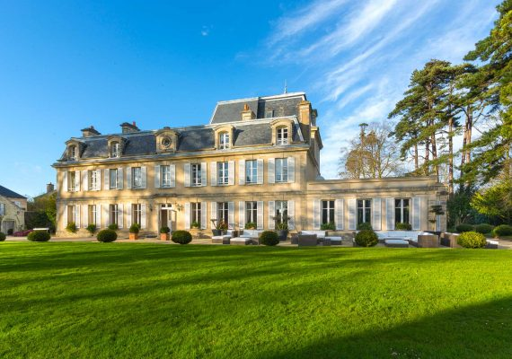 normandy-france-chateau