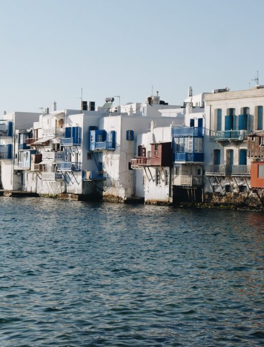 Little Venice Top 5 Mykonos