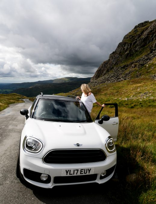 MINI Countryman Lake District