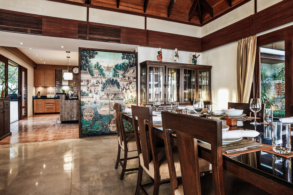 Asian Luxury Villas interior